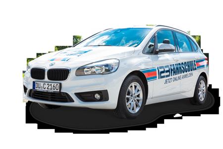 BMW 2er Freigestellt 123FAHRSCHULE