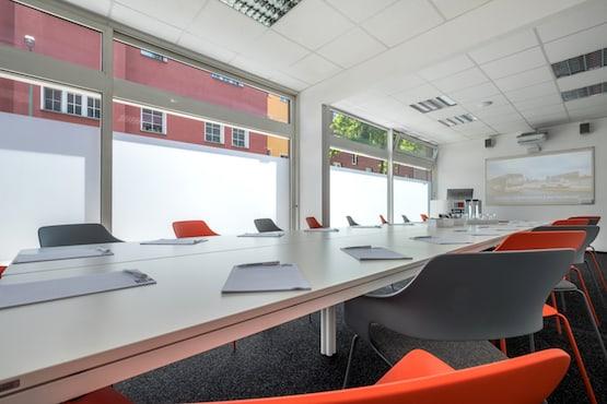 Fahrschule Duisburg Theorie Unterrichtsraum