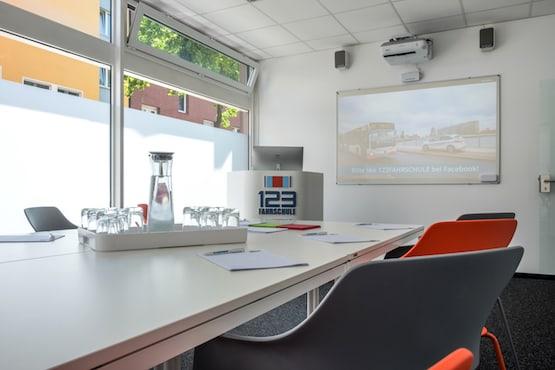 Fahrschule Duisburg Schulungsraum