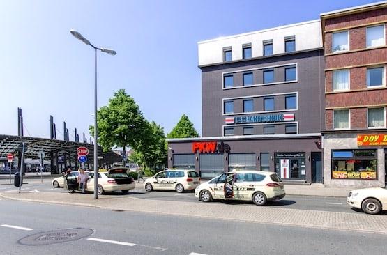 Fahrschule Recklinghausen Bahnhof von aussen