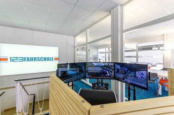 Fahrschule Bochum Führerschein Simulator