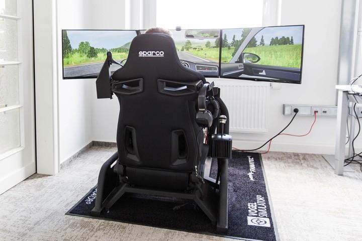 Fahrschule Koeln simulator 2
