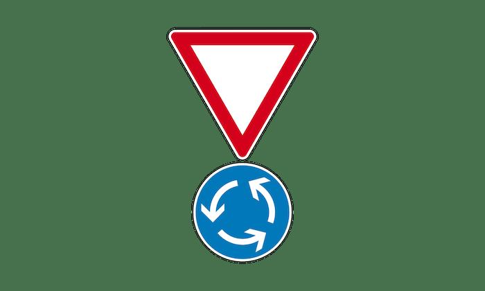 Kreisverkehr-vorschriftszeichen-verkehrszeichen-123fahrschule.png