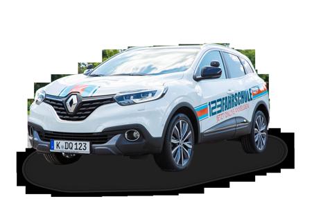 Renault Freigestellt 123FAHRSCHULE