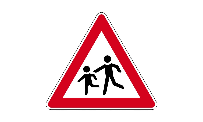 Welches Verhalten verlangt dieses Verkehrszeichen von Ihnen?