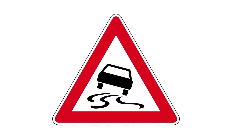 Wovor warnt dieses Verkehrszeichen?