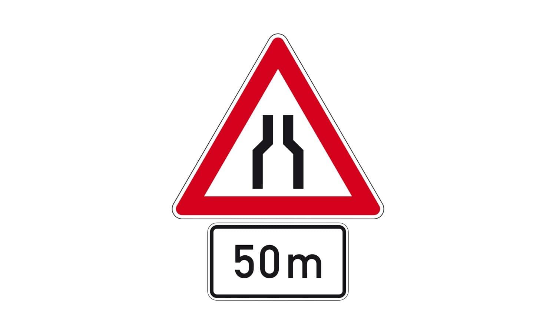 Womit müssen Sie bei diesen Verkehrszeichen rechnen?