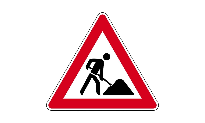 Womit müssen Sie bei diesem Verkehrszeichen rechnen?
