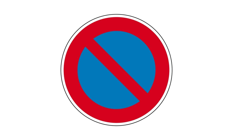 Was ist bei diesem Verkehrszeichen erlaubt?