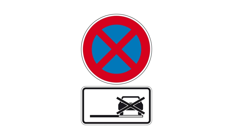 Worauf weisen diese Verkehrszeichen hin?