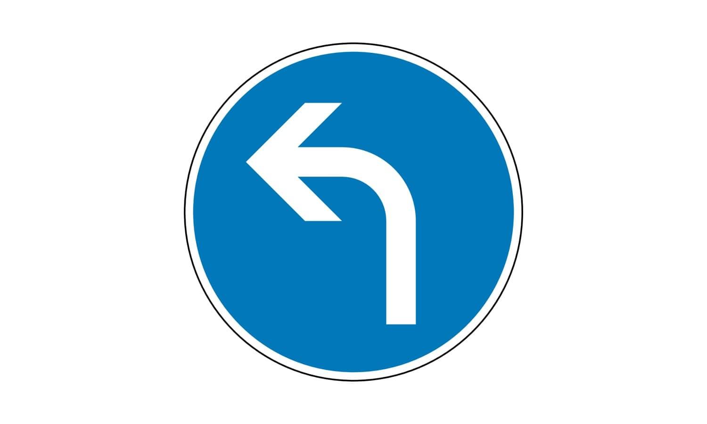 Was müssen Sie bei diesem Verkehrszeichen beachten?