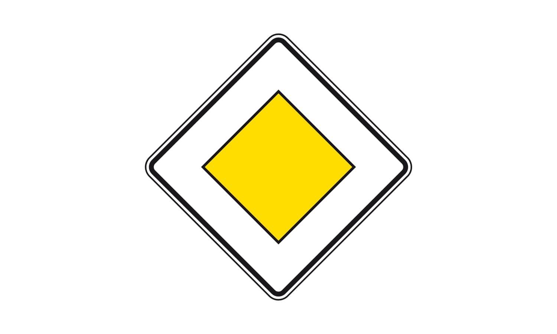 Was bedeutet dieses Verkehrszeichen?