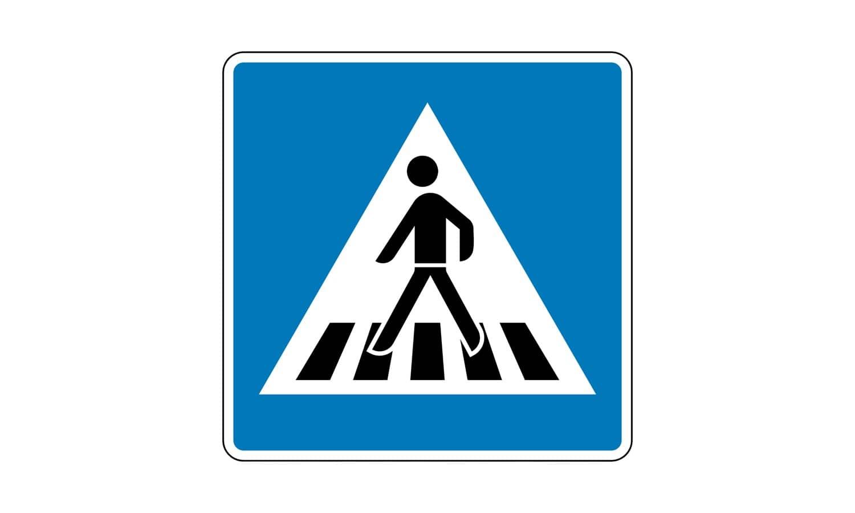 Wie müssen Sie sich bei diesem Verkehrszeichen verhalten?