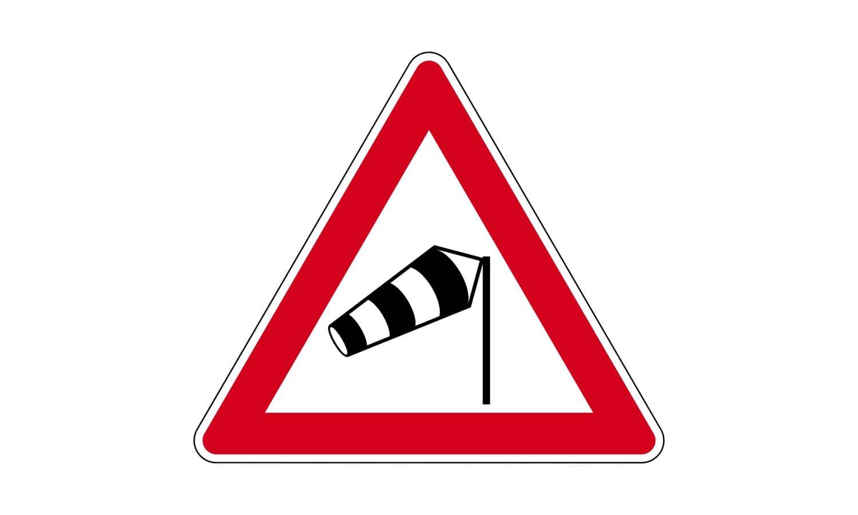 Worauf müssen Sie sich bei diesem Verkehrszeichen einstellen?